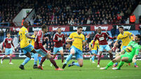 Pardew returns to Hammers' home as conquering hero