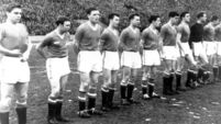 Munich air disaster: Busby's Irishmen