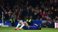 Chelsea hit back after Adam stunner