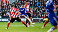 Southampton hold firm to secure hard-fought point in Chelsea clash