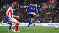 Chelsea secure win at Stoke City