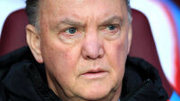 Van Gaal: Villa draw could cost us