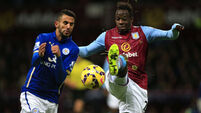 Villa claim win in feisty encounter