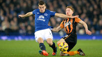 Everton held by Tigers