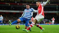 Arsenal beat QPR thanks to Sanchez and Rosicky goals