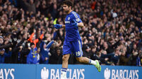 Chelsea too good for Hammers