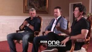 McIlroy and McDowell in joint interview ahead of Ryder Cup