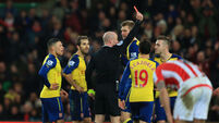 Arsenal found wanting as Stoke strike three home