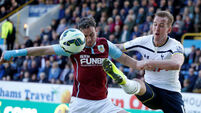 Kane fails to Spur team to victory against Burnley