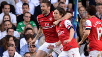 Rosicky returns for Gunners