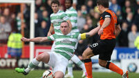 Former Celtic man McNamara takes victory for Tangerines