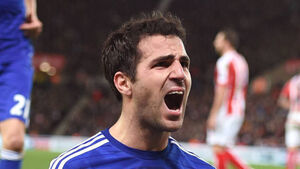 Fabregas frustrated after referee's 'bad day at the office'
