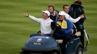 Europe leave US needing a miracle at Gleneagles