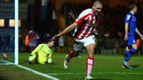 Stoke City cruise past Rochdale to setup FA Cup trip to Blackburn