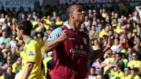 Agbonlahor red card rescinded