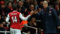 Wenger: Henry will be back at Arsenal