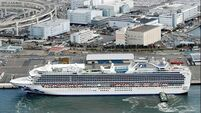40 US citizens on quarantined cruise ship tested positive for coronavirus