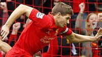 Gerrard back for Reds
