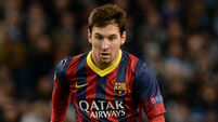 Messi hits out at transfer lies