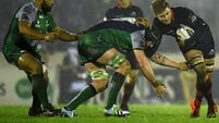 Edinburgh end Connacht's unbeaten home record