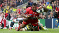 Toulon win third European title in a row
