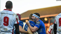Leinster bounce back from Munster defeat with win over Ulster