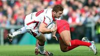 Ulster get bonus point but let in 60 points at Toulon