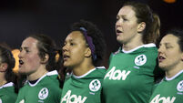 One change to Ireland's women for France game