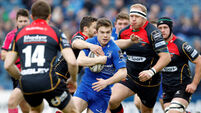 Leinster rue first RDS defeat in two years as Dragons claim spoils