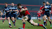 Mighty Munster dispatch Blues at Musgrave Park