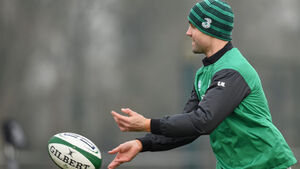 Conor Murray cool ahead of Italy clash