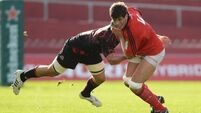 Major changes for Munster side to face Cardiff