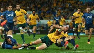 Wallabies claim tough victory over Argentina
