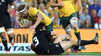 All Blacks score last-minute winner against Australia