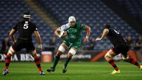Late try sees Connacht go top of table