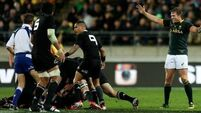 South Africa push hard but All Blacks remain unbeaten