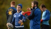 D'Arcy returns to Leinster side to face Cardiff Blues