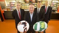 New initiative at Aviva Stadium to help fund amateur clubs