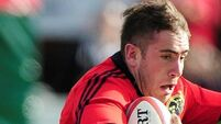 Munster name side to face Dragons