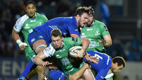 Brave Leinster seal it at the death