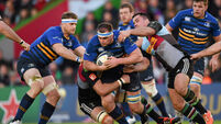Harlequins too strong for travelling Leinster