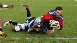 Munster lose after second-half comeback from Glasgow