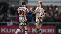 Gilroy try helps Ulster edge out Connacht