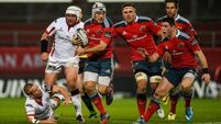 Munster edge Ulster in provincial derby