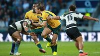 Cheika era begins with narrow Ausralia win