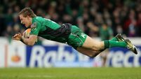 Ireland duo back for Connacht