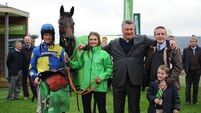 Nicholls plays his Caid just right in Paddy Power Gold Cup
