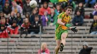McGuinness names McBrearty and Toye in side to face Kerry