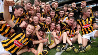 Walsh rampant as Cats bag minor title