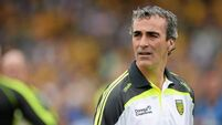 McGuinness steps down as Donegal football manager